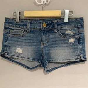 AMERICAN EAGLE Jeans shorts strech Size 2